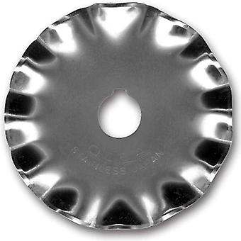 Rotary Blade Refill 45Mm Scallop Scb45 1