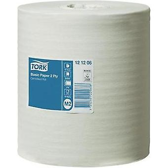 TORK 121206 (L x W) 350 mm x 200 mm White