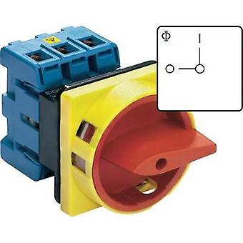 Switch disconnector fuse lockable 125 A 1 x 90 °