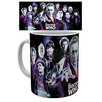 Doctor Who tasse Cosmos