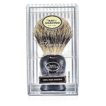 The Art Of Shaving Fine Badger Shaving Brush - Black 1pc