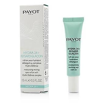 Payot Hydra 24+ Moisturing Reviving Eyes Roll On - 15ml/0.5oz