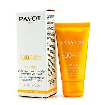Payot Les Solaires Sun Sensi - Protective Anti-Aging Face Cream SPF 30 - 50ml/1.6oz