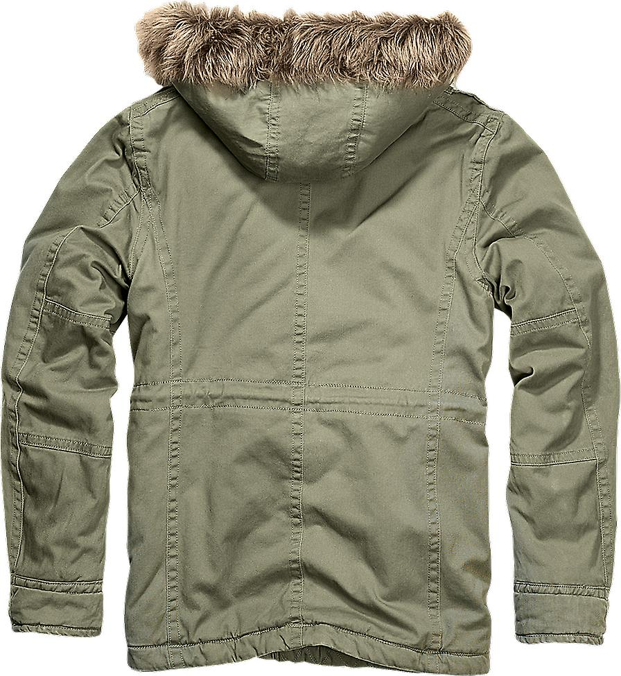 Brandit men's vintage Explorer jacket