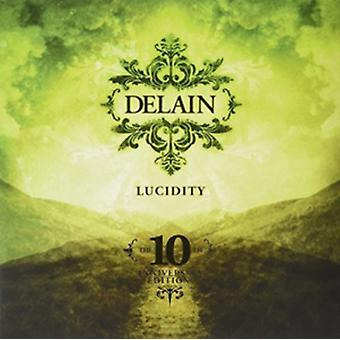 Lucidity (10th Anniversary Edition) [VINYL] by Delain