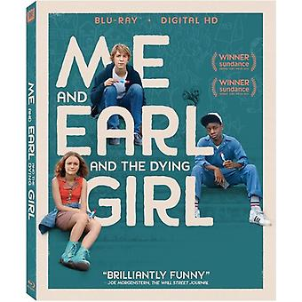 Me & Earl & the Dying Girl [Blu-ray] USA import