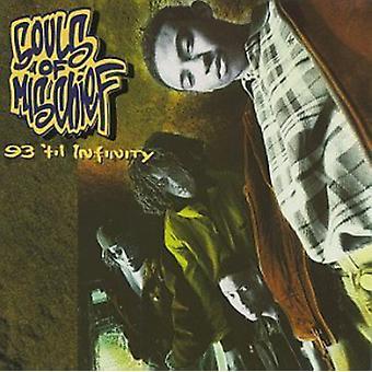Sjæle af fortræd - 93 'Til Infinity [CD] USA importerer