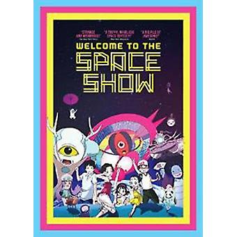 Welcome to the Space Show [DVD] USA import