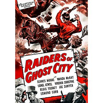 Raiders of Ghost City [DVD] USA import
