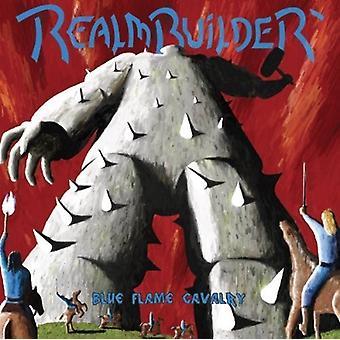 Realmbuilder - blå flamme kavaleri [Vinyl] USA importerer