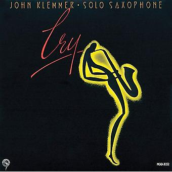 John Klemmer - Cry [CD] USA import