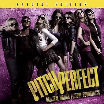 Pitch perfekt (Target eksklusive) - Pitch perfekt (Target eksklusive) [CD] USA import