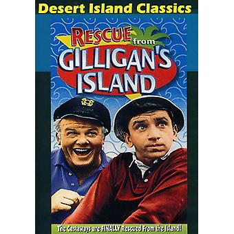 Rescue From Gilligan's Island [DVD] USA importeren
