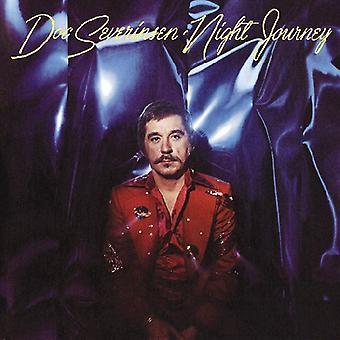 Doc Severinsen - nachtreis [CD] USA importeren