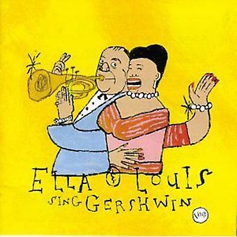 Fitzgerald/Armstrong - vores kærlighed er her at ophold-Ella [CD] USA import