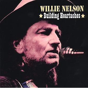 Willie Nelson - Building Heartaches [CD] USA import