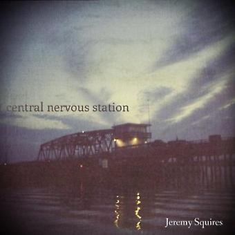 Jeremy Squires - zentrale nervöse Station-EP [CD] USA import