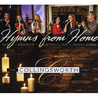 Collingsworth familie - salmer fra Home [CD] USA import