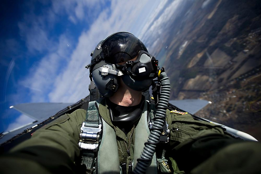 my dream of becoming a pilot for the united states air force