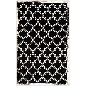 Antracit grå marokkanske espalier tæpper - Safavieh