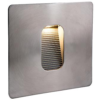 Firstlight LED Stainless Steel Wall & Step Light