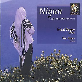 Inbal Segev & Ron Regev - Nigun: Celebration of Jewish Music [CD] USA import