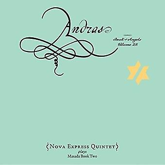Nova Express Quintet - Andras: The Book of Angels Volume 28 [CD] USA import