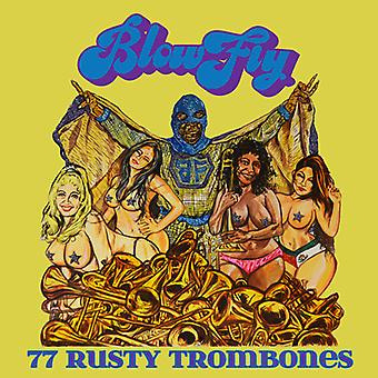 Blowfly - 77 Rusty basuner [CD] USA importerer