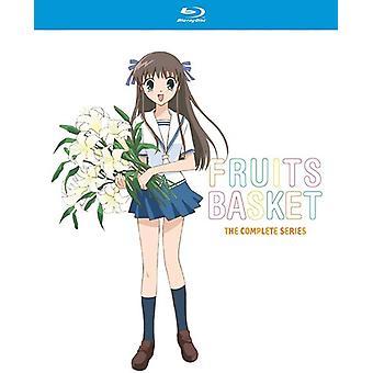 Fruits Basket: Komplett serie [Blu-ray] USA import