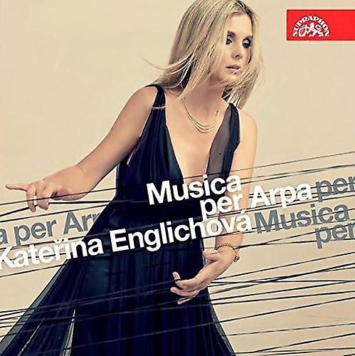 Katerina Englichova - Musica Per Arpa [CD] USA import