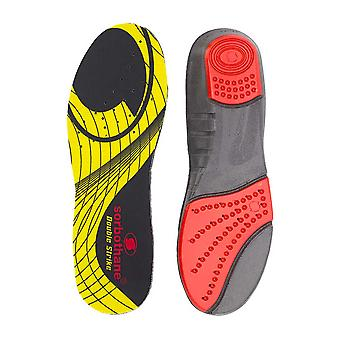 SORBOTHANE double strike shock stopper insoles