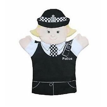 The Puppet Company Hand Puppets Policewoman (Toys , Preschool , Theatre And Puppets)