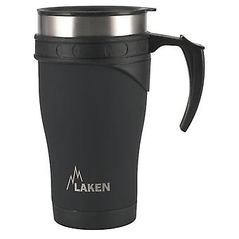 Laken Isothermal cup black 0.5 L. (Giardino , Campeggio , Cucina)