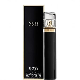 Hugo Boss Boss Nuit Pour Femme intens Eau de Parfum 50ml EDP Spray