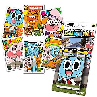 Fournier Baraja Children's World Of Gumball (Toys , Boardgames , Cards)