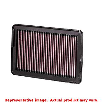 K&N Drop-In High-Flow Air Filter 33-2378 DS Fits:HYUNDAI  2007 - 2009 SANTA FE