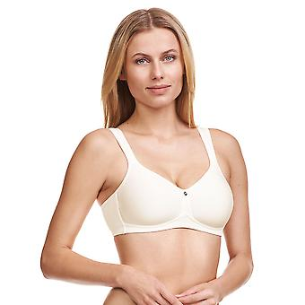 Susa 7870-2 Women's Catania Champagne Cream Padded Non-Wired T-Shirt Spacer Bra
