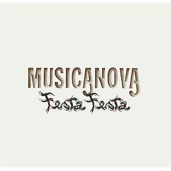 Musicanova - Festa Festa [CD] USA import