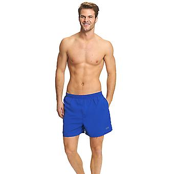 Zoggs Mens Penrith Shorts Speed in Blue with Drawstring Waist - Sizes S - XXL / 17