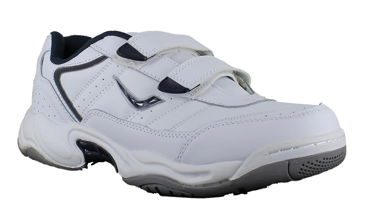 Ascot Murray Mens Velcro Casual Shoes Gym Sports Exercise Trainers