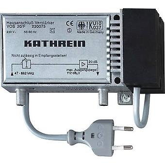 Cable TV amplifier Kathrein VOS 20/F 20 dB