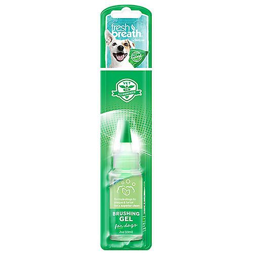 Tropiclean Fresh Breath Brushing Gel For Dogs