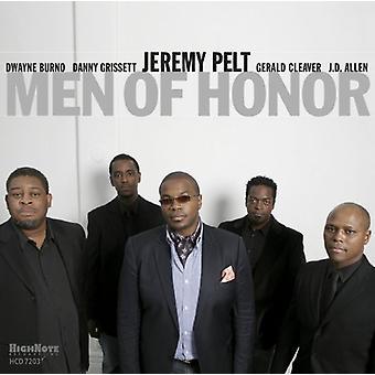 Jeremy Pelt - Men of Honor [CD] USA import