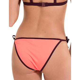 LingaDore 2910TSB-149 Women's Journey Orange Solid Colour Swimwear Beachwear Bikini Bottom