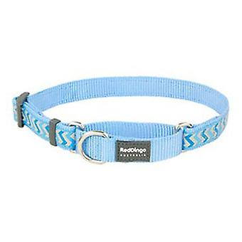Red Dingo Correa Reflectante Ziggy Azul L (Dogs , Collars, Leads and Harnesses , Leads)