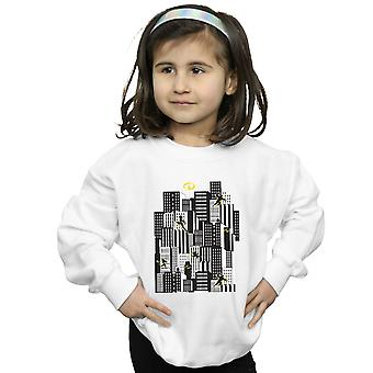 Disney Girls The Incredibles 2 Skyline Sweatshirt