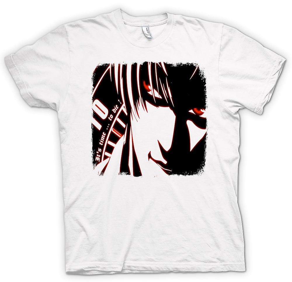 Womens T-shirt -  Manga - Japanese Cool