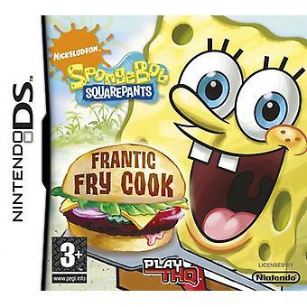 SpongeBob Squarepants hektisk yngel kok (Nintendo DS)