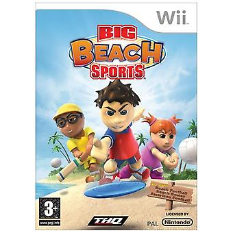 Big Beach Sports (Wii) - Factory Sealed