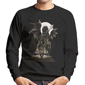 Book Of Kingdoms Men's Sweatshirt